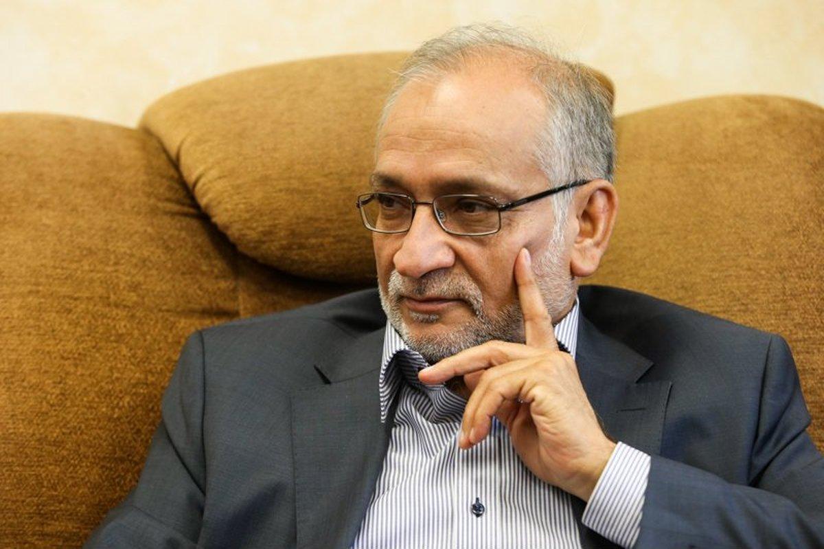واکنش آیت الله هاشمی به شکست در مقابل احمدی نژاد