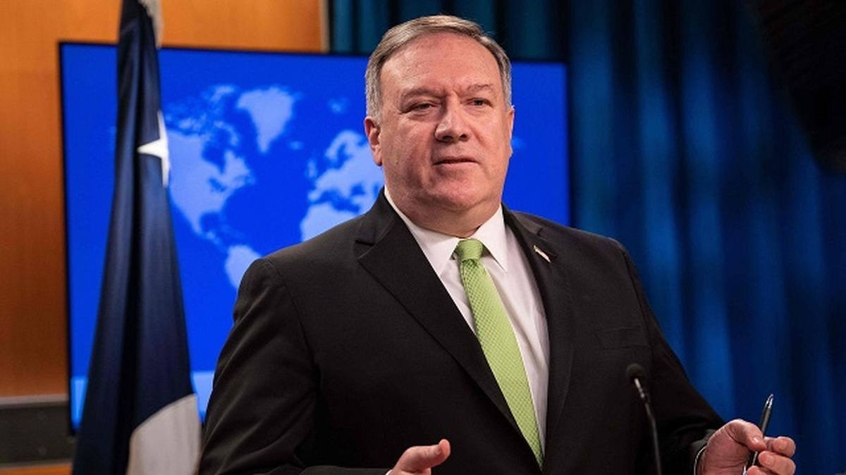 اظهارات پمپئو علیه ایران