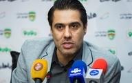 مچگیری از افشین پیروانی دربرنامه «فوتبال برتر»