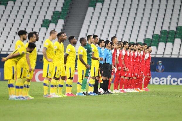 فوتبال  |  ترکیب احتمالی پرسپولیس مقابل السد قطر