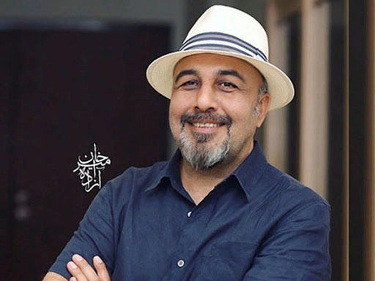 رضا عطاران دردوران دیپلم +عکس