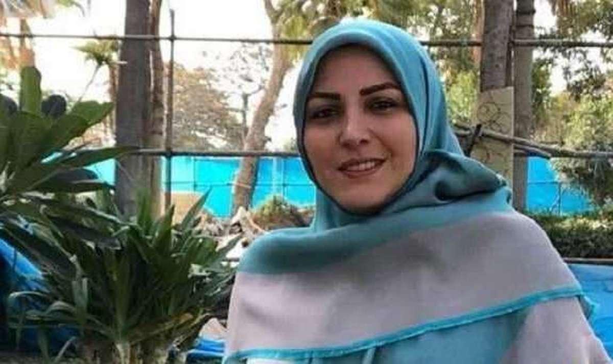 عصبانیت کم سابقه مجری شبکه خبر+عکس  مجری شبکه خبر چرا عصبانی شد؟