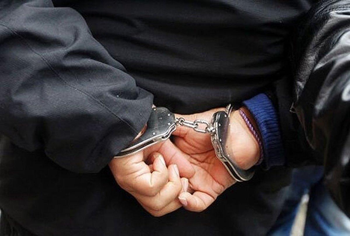 دزد مهمانی های فامیلی دستگیر شد