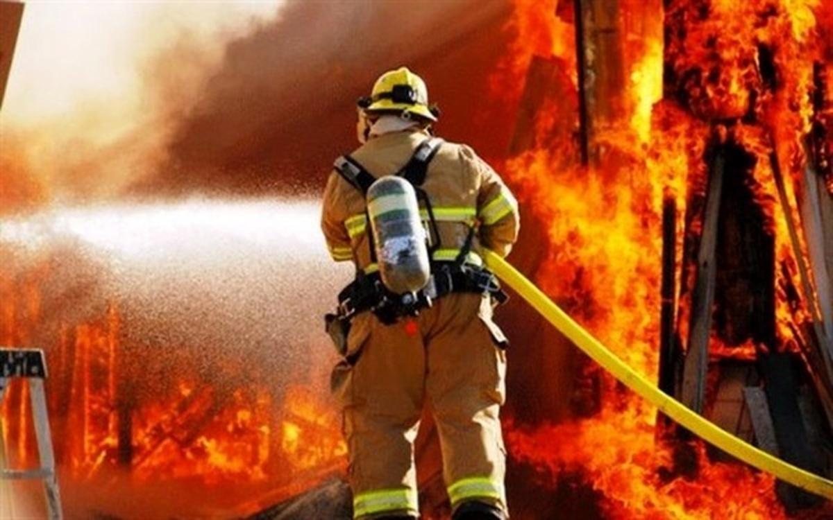 آتش سوزی در پالایشگاه آبادان | مصدومیت 3 نفر