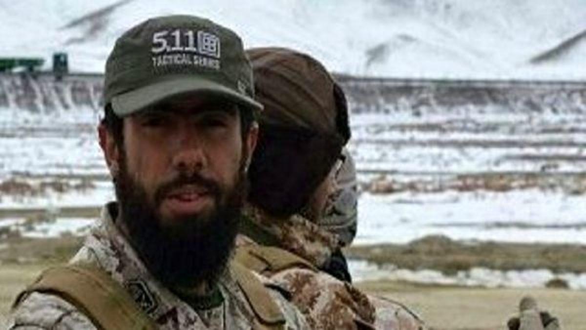 شهیدی که قبل از شهادت برای خود مجلس ترحیم گرفت+عکس