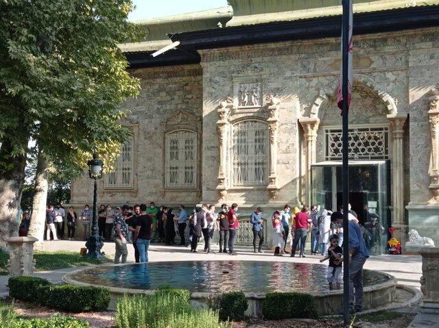 مدیرکل موزهها  |  روز گردشگری موزهها رایگاناند با رعایت پروتکلها به موزه بیایید