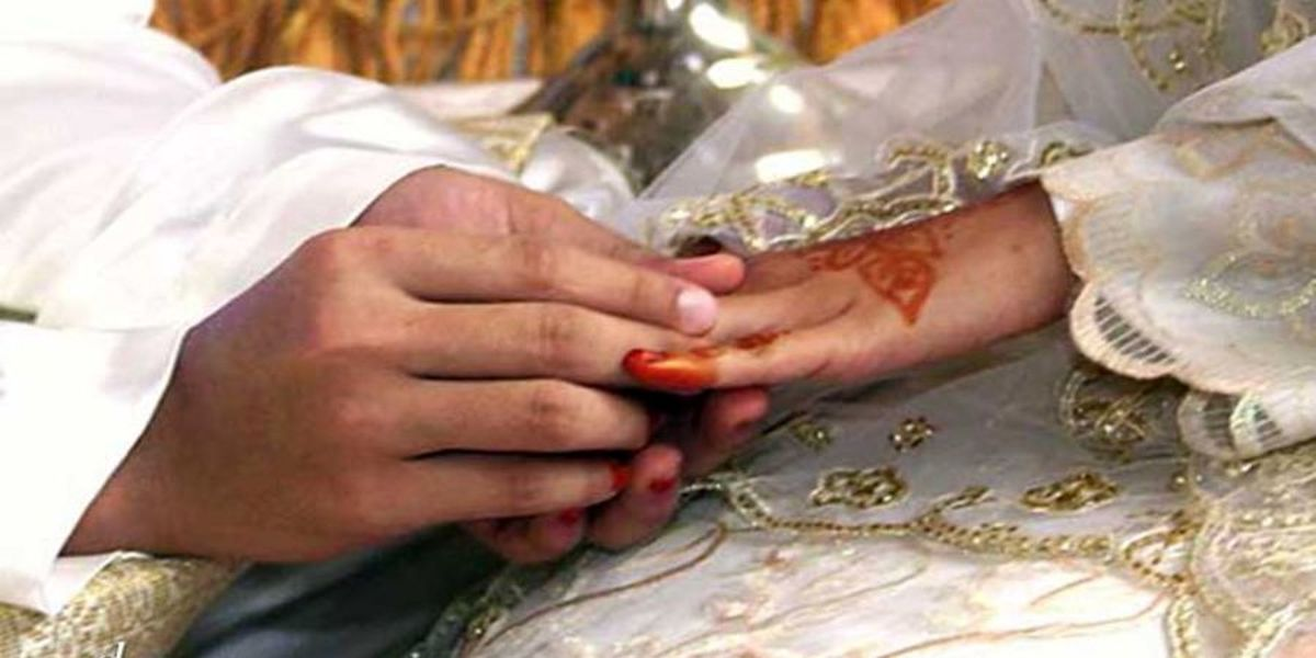 عمده ازدواجهادرکشور کمتر از ۱۵ سال است