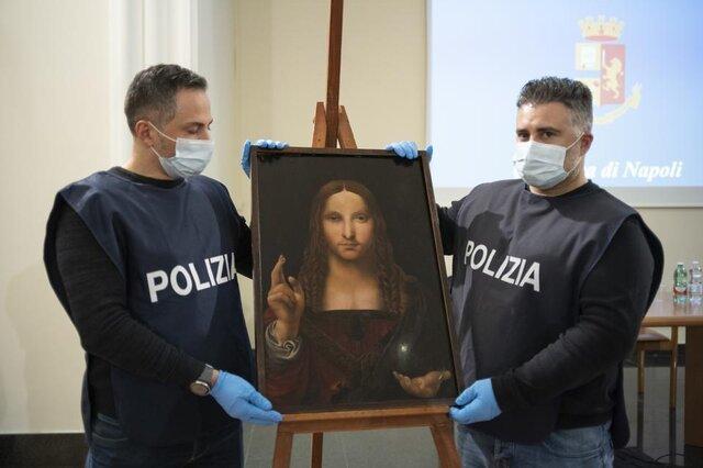کپی قیمتی از گران ترین نقاشی جهان کشف شد