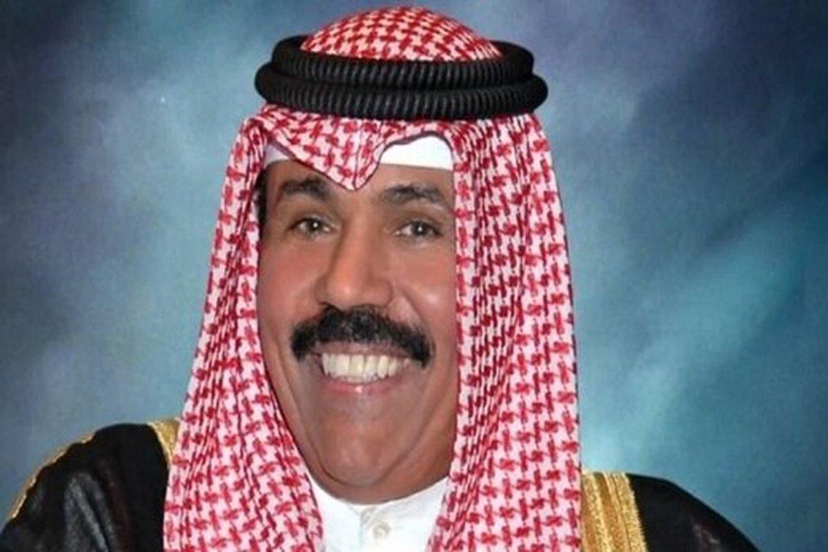 امیر جدید کویت انتخاب شد