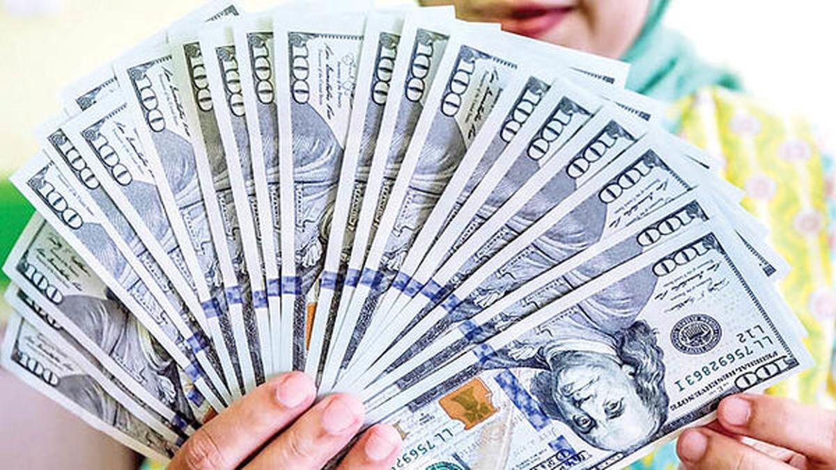 دلار| دلار نوسان کرد، بورس هیجانی شد