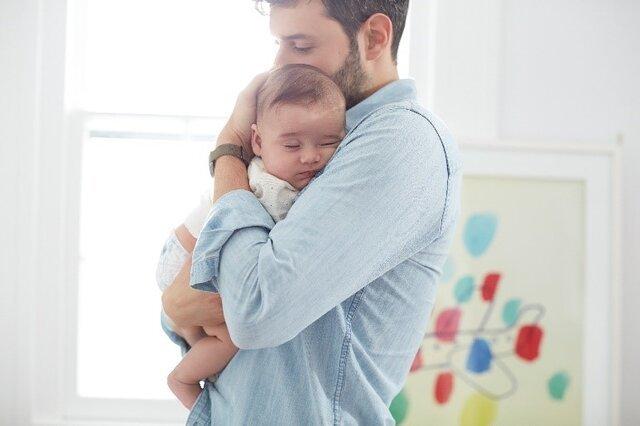 آغوش والدین، مسکن نوزادان است
