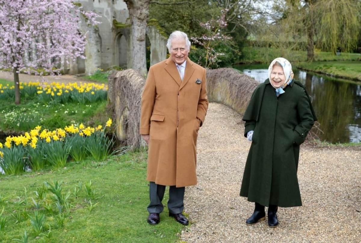 درهای باغ ملکه به روی مردم باز می شود