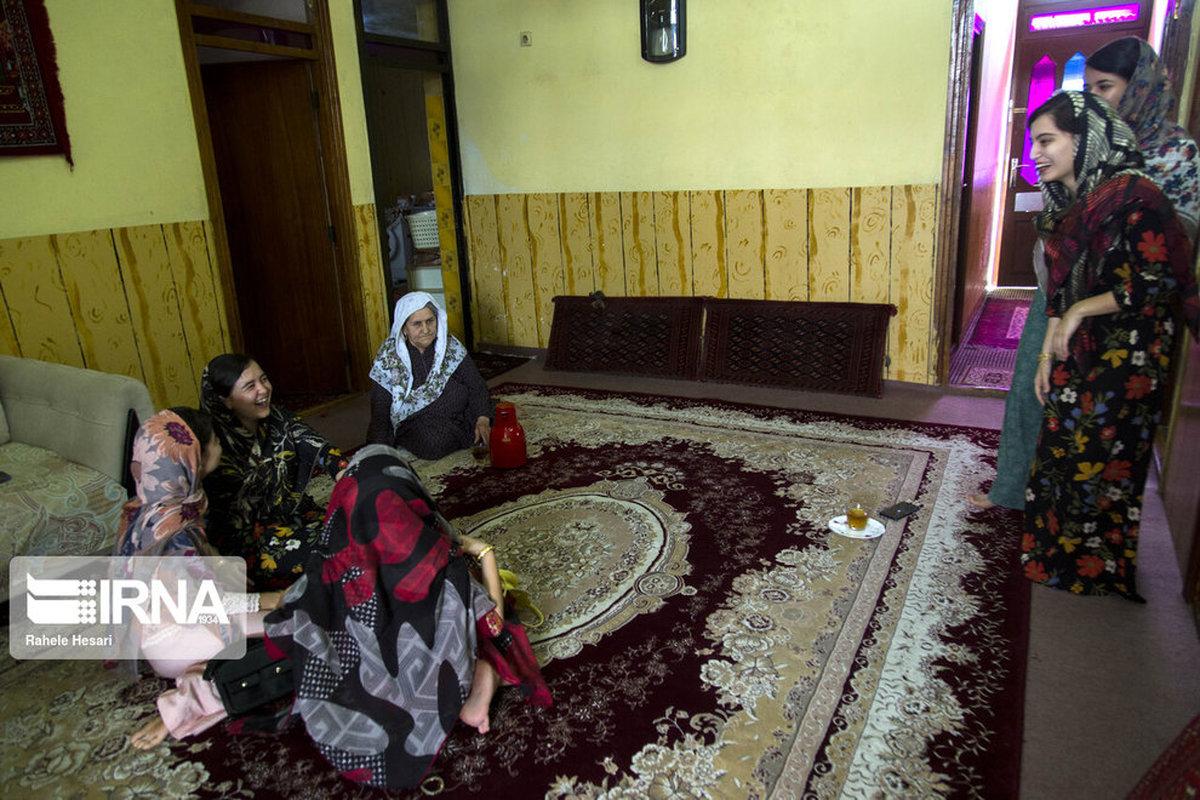 عید قربان در زبان ترکمنی «قربانلق»گفته میشود (تصاویر)