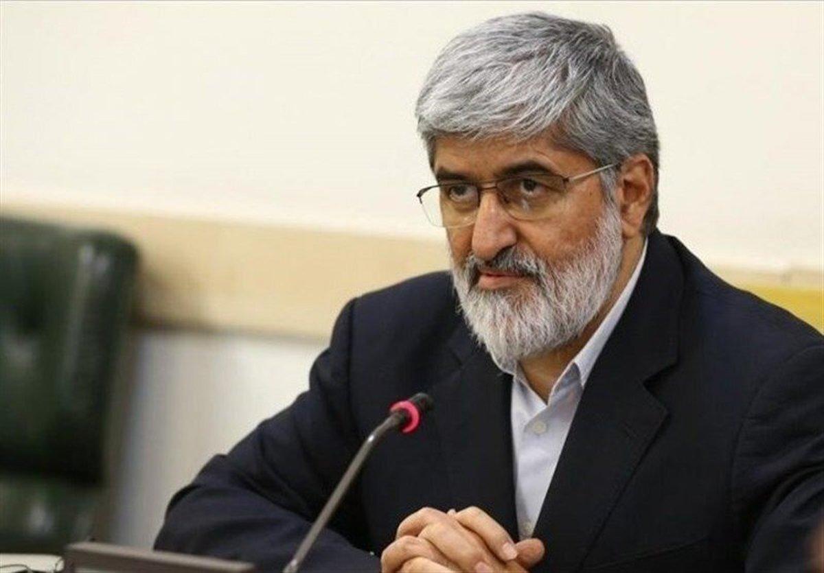 انتخابات 1400   علی مطهری:برای بورس و بازنشستگان برنامه دارم