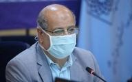 علیرضا زالی : پایتخت باید تعطیل شود /  ۷۰ بیمار فوتی در تهران
