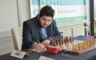 تساوی مرد شماره یک شطرنج ایران