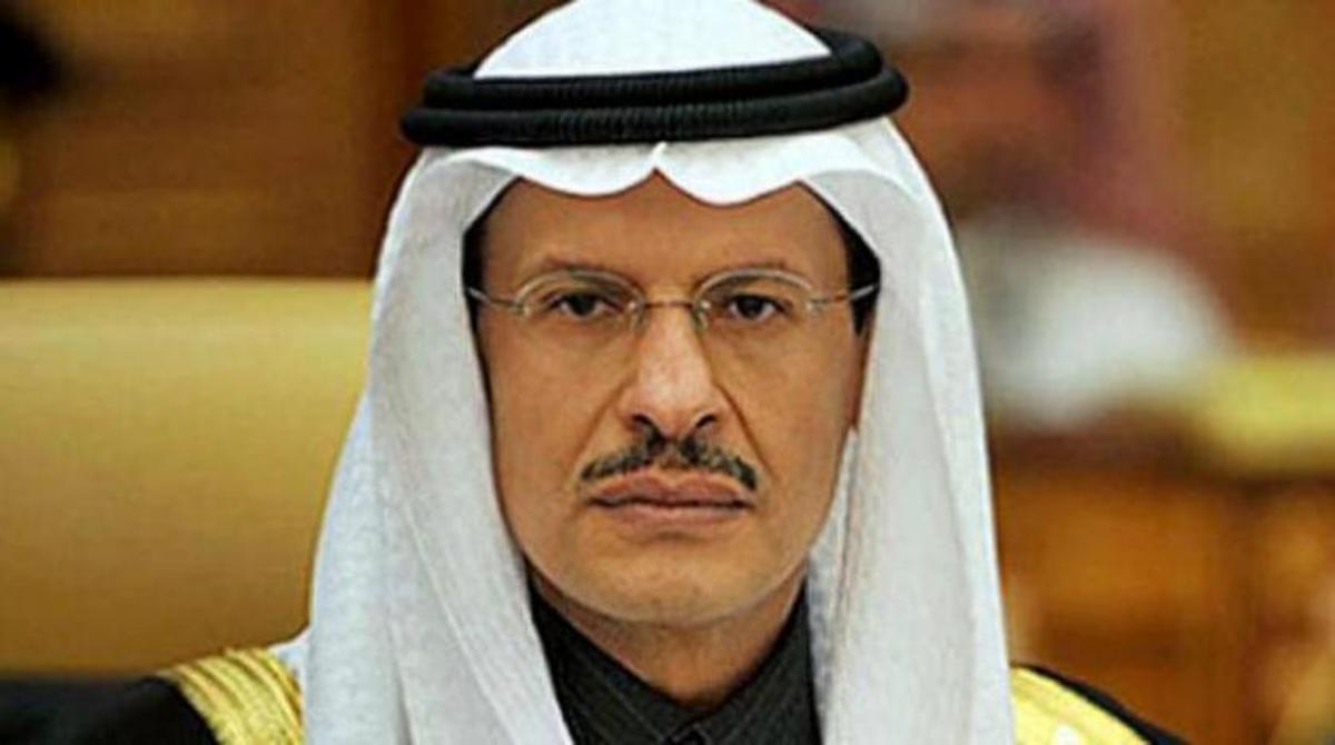وزیر انرژی عربستان :به دوستی با وزیرنفت  ایران افتخار میکنم