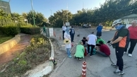 شناسایی راننده خاطی تصادف پارک پردیسان