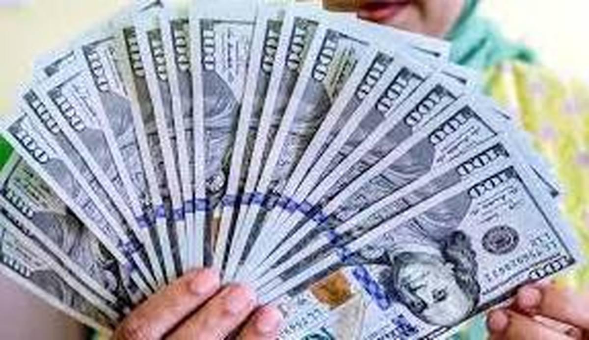 نرخ دلار هم مانند طلا کاهش داشته است| نرخ دلار امروز چند بود؟