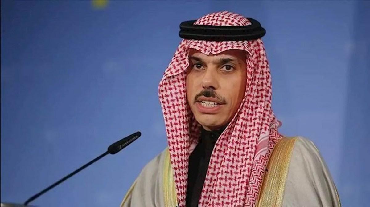 سخنان  وزیر خارجه سعودی علیه ایران