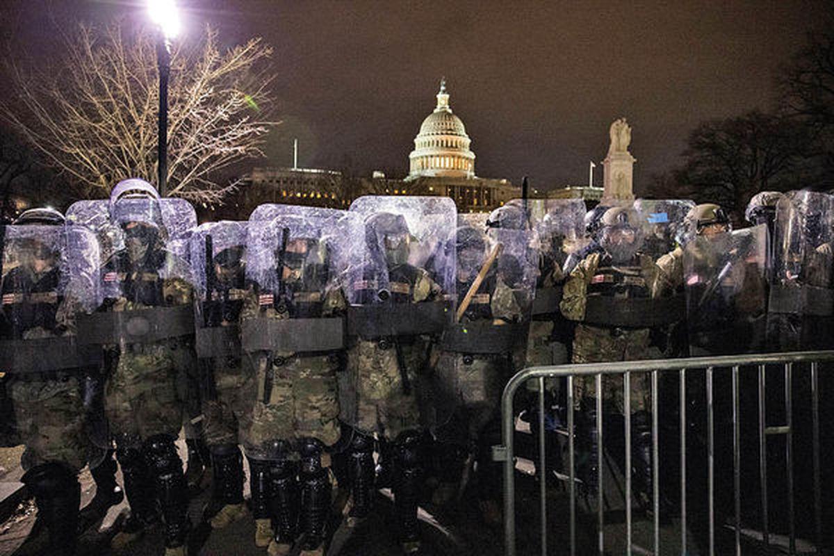 آمادهباش در آمریکا | استیضاح ترامپ امروز در مجلس نمایندگان به رای گذاشته میشود