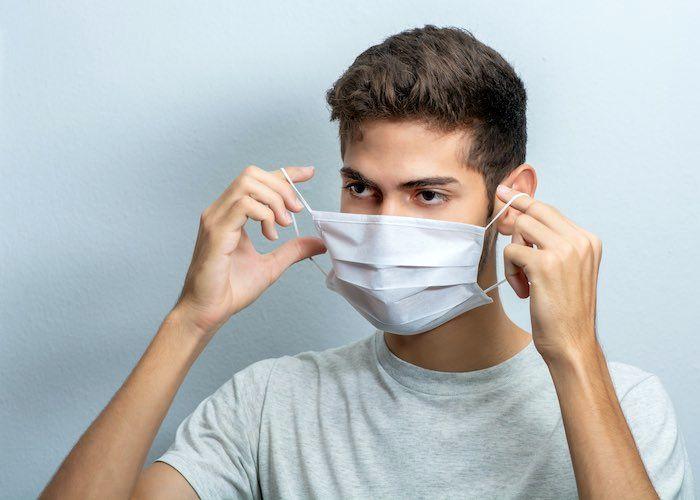 آیا زدن ماسک  در خونرسانی به مغز و کاهش اکسیژن مغزاختلال ایجاد میکند .؟