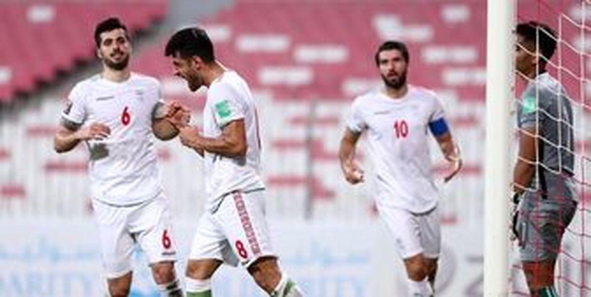 اشتباه عجیب AFC در اعلام ترکیب ایران+عکس