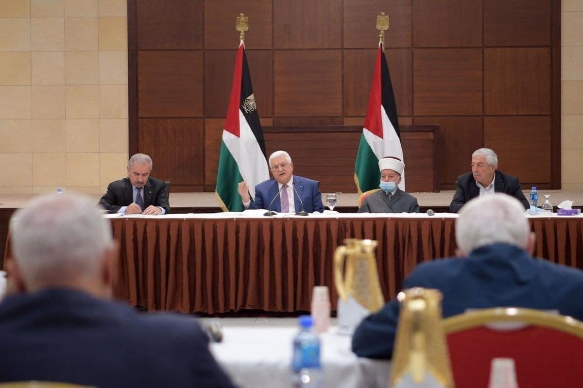 محمود عباس:بدون قدس به هیچ صلح و توافقی نمیرسیم