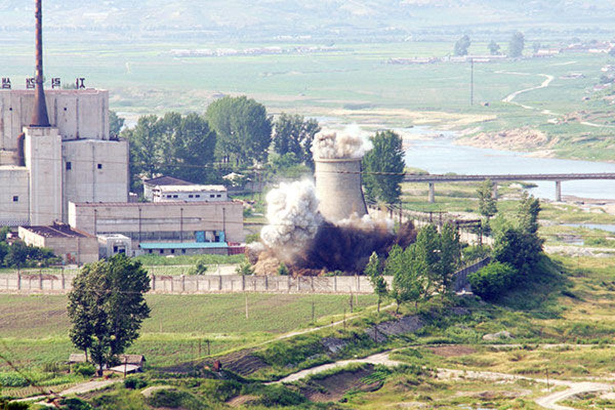 اندیشکده آمریکایی  |   غنی سازی اورانیوم در کره شمالی ادامه دارد