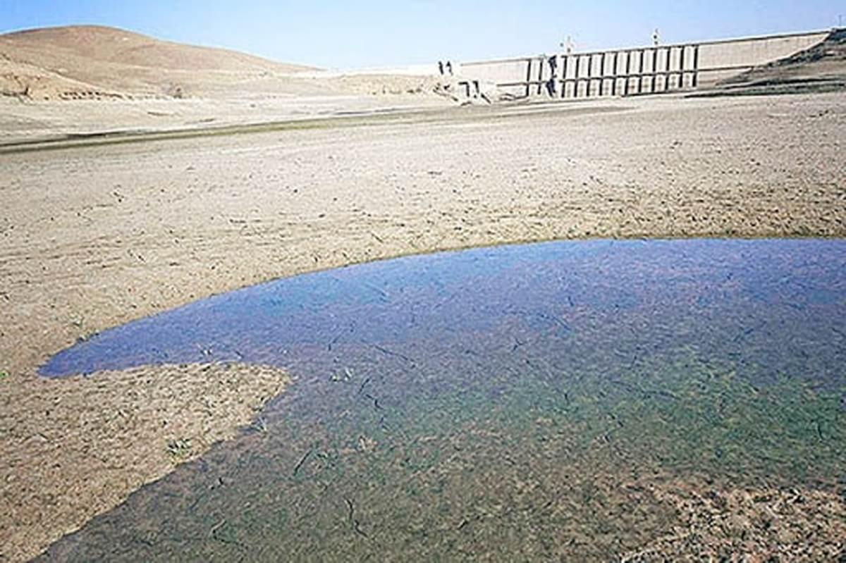 در سیستان و بلوچستان میزان بارش ۹۶ درصد کاهش پیدا کرده است