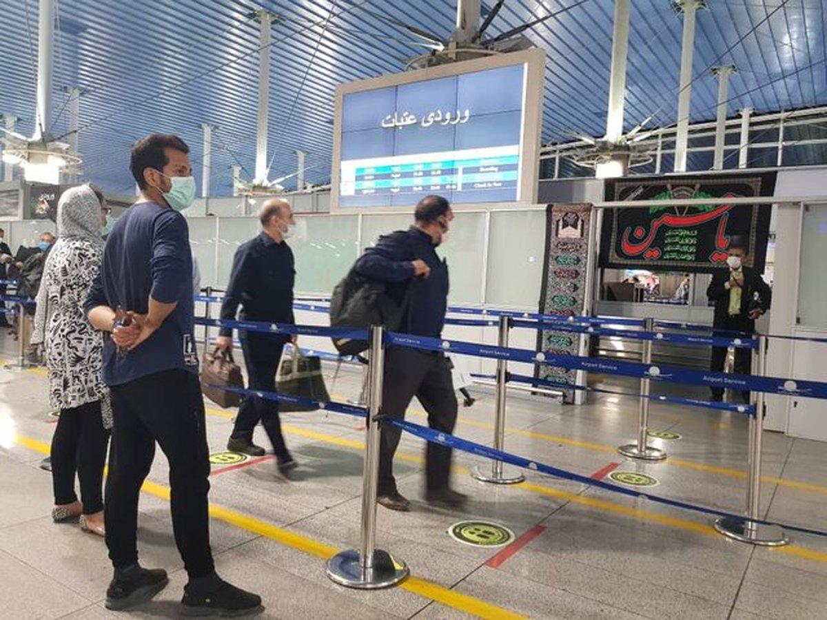 جمع ورودی و خروجی زائران اربعین از مرزهای ایران اعلام شد