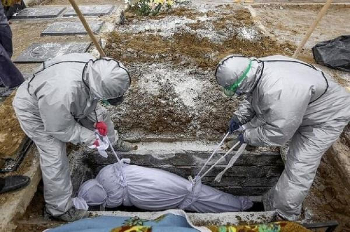 آمار جدید ثبتاحوال: تلفات واقعی کرونا در ایران ۲۵۰ هزار نفر است!