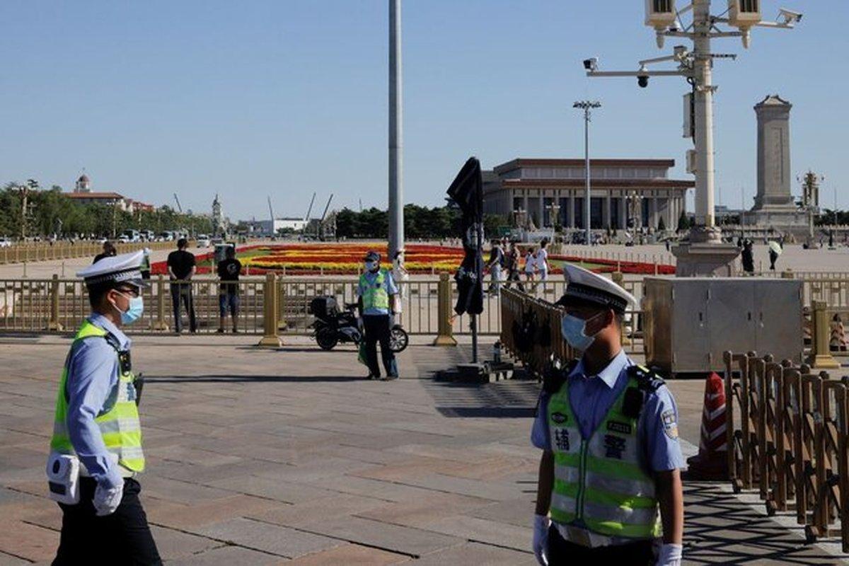"""بازداشت برگزار کنندگان سالگرد قربانیان """"تیانآنمن"""" در هنگ کنگ"""