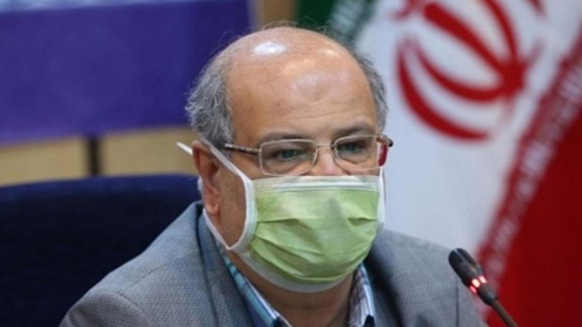 شرایط تهران در کنترل کووید۱۹ شکننده و احتمال پیک چهارم وجود دارد