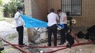 حادثه  | یک جوان درآتشسوزی اردوگاه شهید باهنر تهران جان باخت