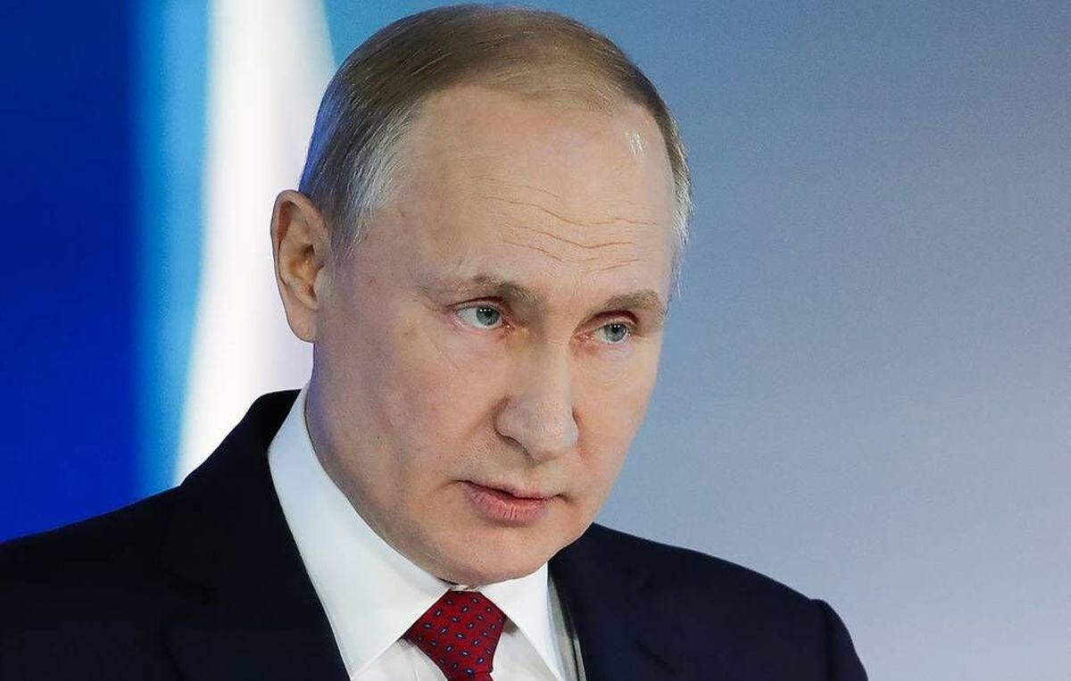 کرونا  | پوتین دستور واکسیناسیون مردم را صادر کرد