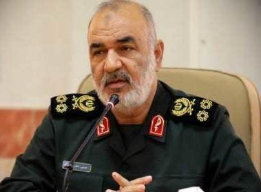 سردار سلامی: این تهدیدها جدی است و ما جنگ لفظی نمیکنیم