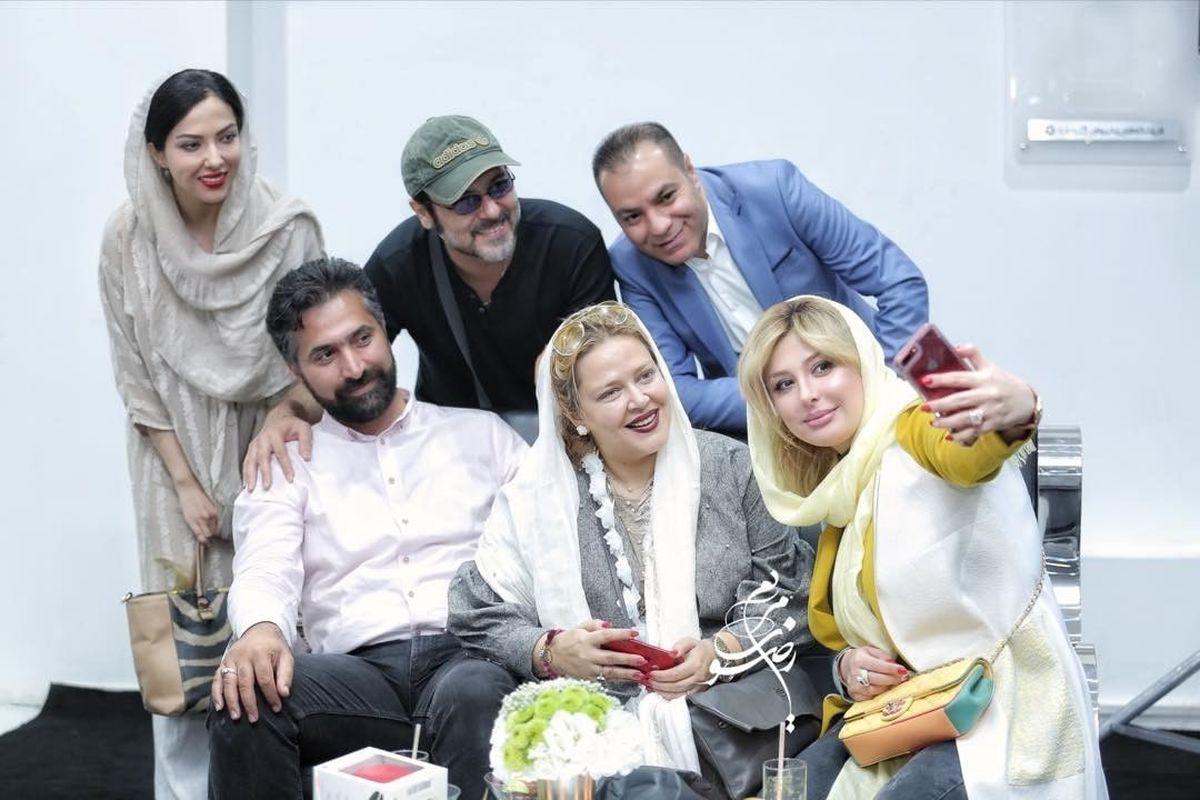 بازیگران مشهوری که همسر میلیاردر دارند +عکس