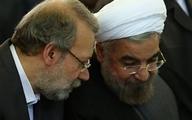 روزه سکوت این دو نفر دارد می شکند / روحانی و لاریجانی چه در سر دارند؟