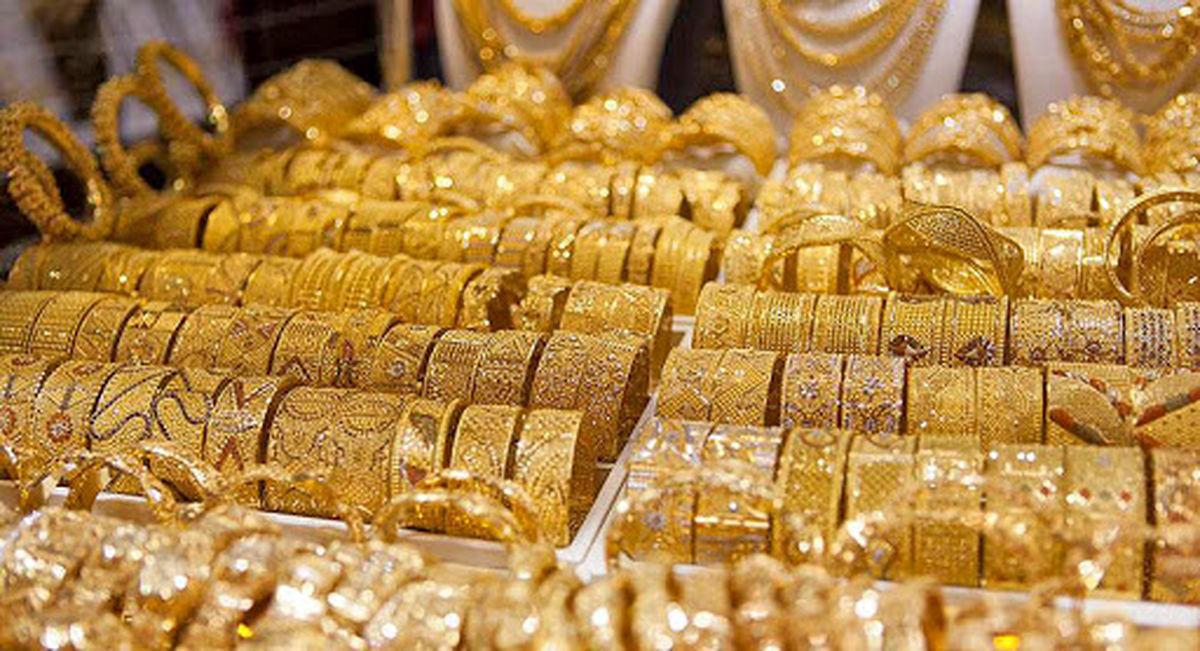 قیمت طلا امروز  |  آخرین نرخ گرم طلا ۱۸ عیار