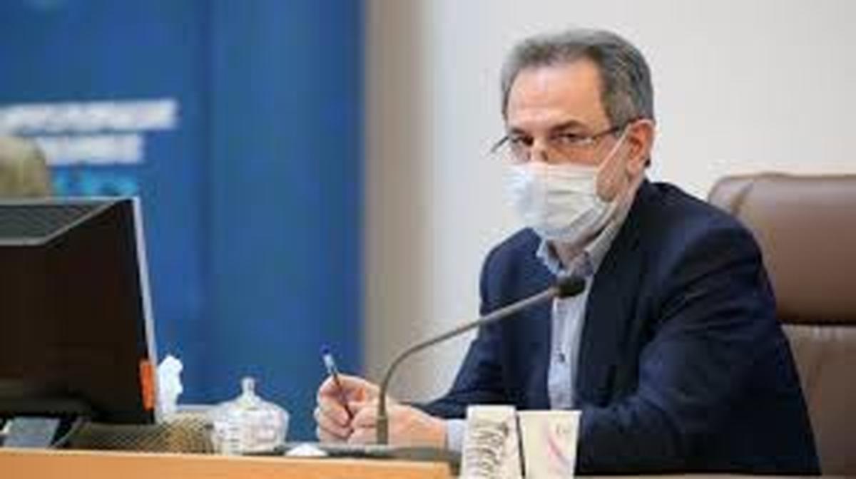 محدودیت منع تردد شبانه در تهران ادامه دارد