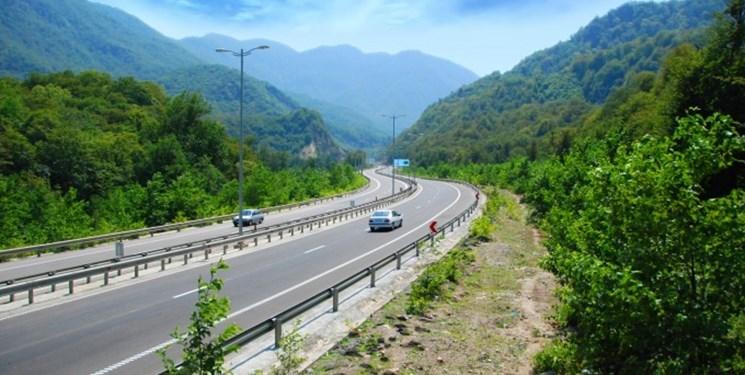 انسداد آزادراه تهران-شمال ادامه دارد