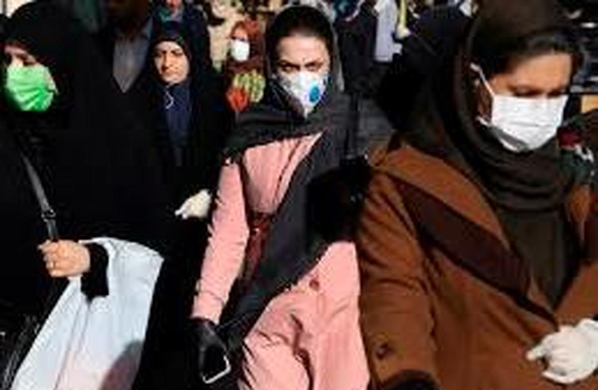 دوربین پلیس، عابران بدون ماسک را شناسایی می کند