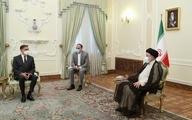 رئیسی: سیاست ایران توسعه روابط با کشورهای آمریکای لاتین به ویژه ونزوئلا است