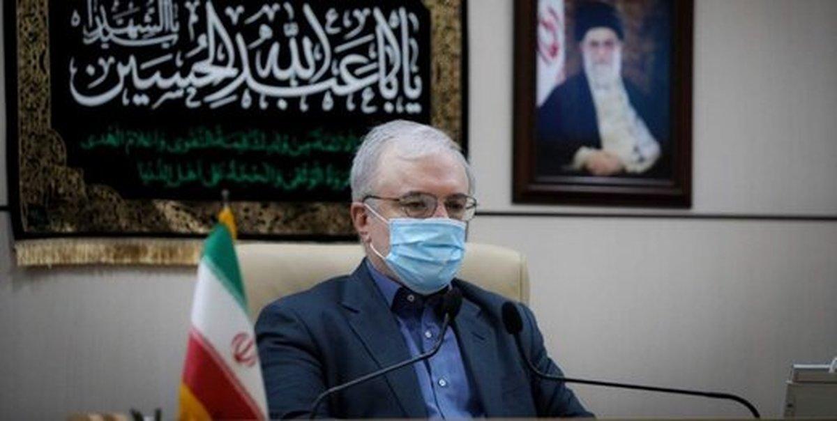 وزیر بهداشت      چهار واکسن کرونای ایرانی در آستانه آزمایش انسانی است