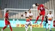 فوتبال  |  قرمزهای پایتخت یک قدم تا قهرمانی