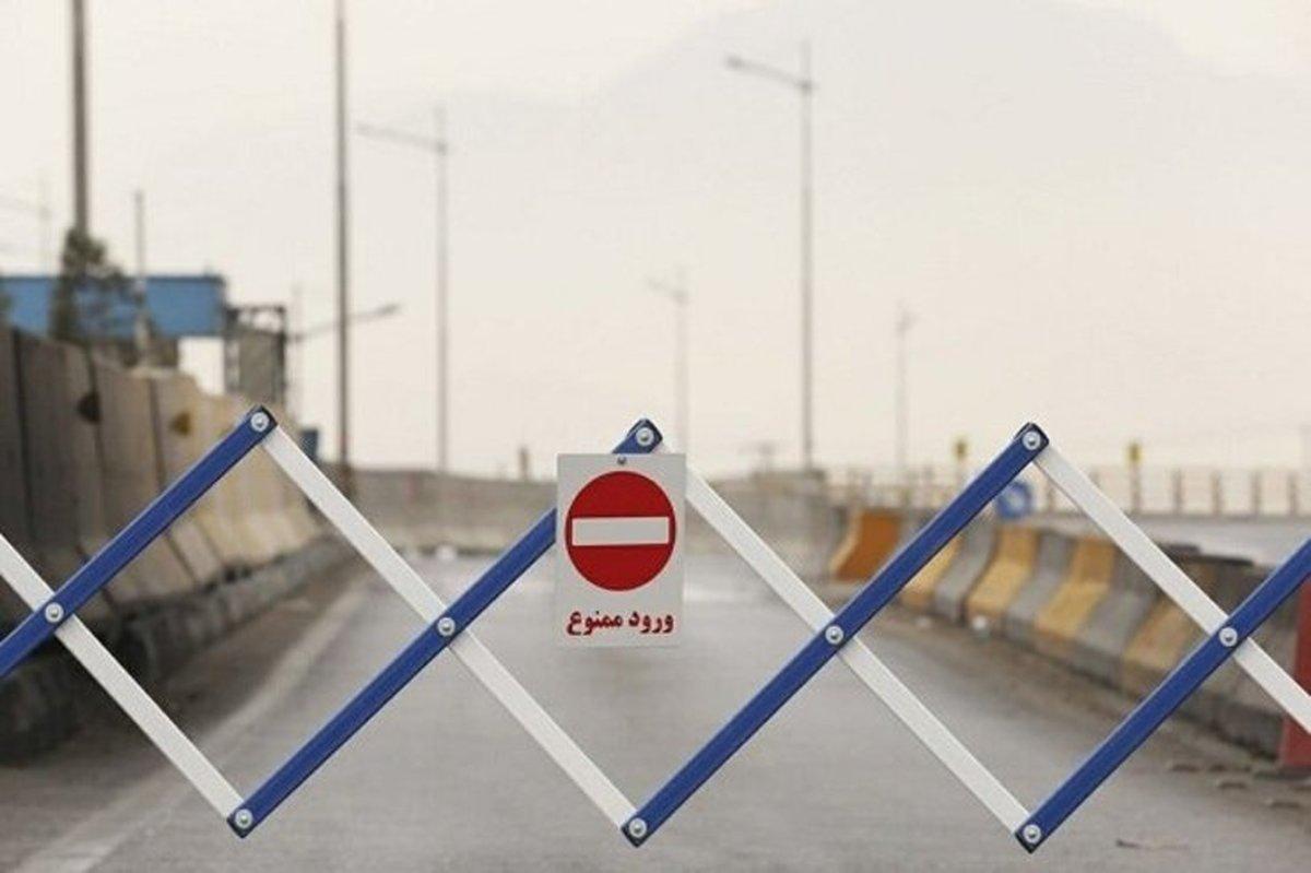 پلیس      جریمه تردد در شهرهای قرمز ۱ میلیون و شهرهای نارنجی ۵۰۰ هزار تومان است