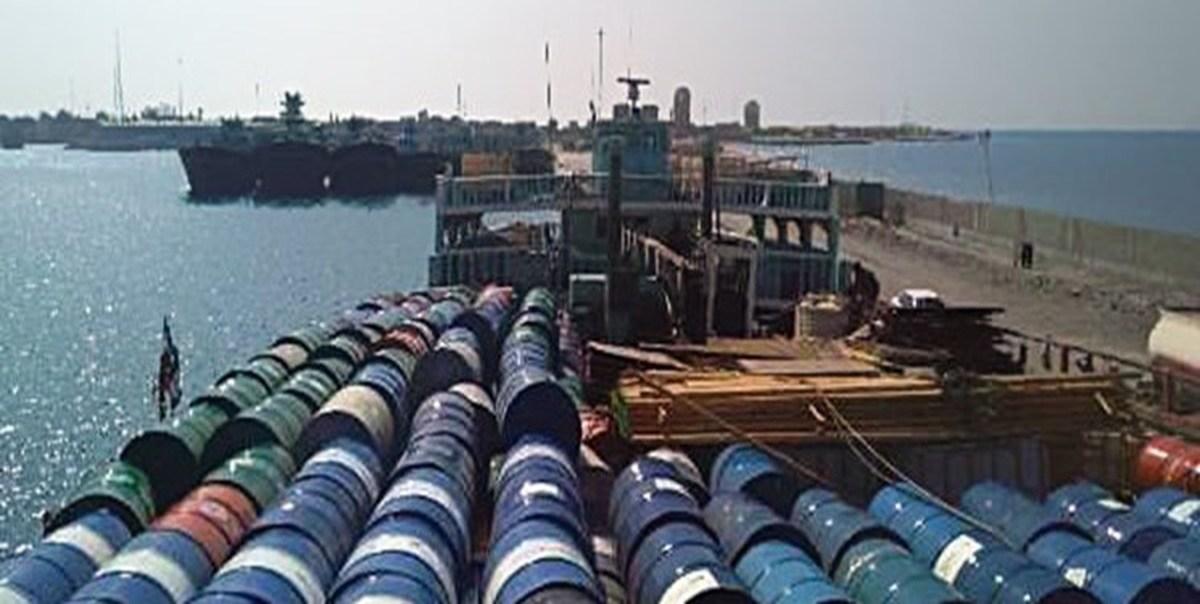 ۷ فروند شناور لنج صیادی غیر مجاز در قشم توقیف شدند