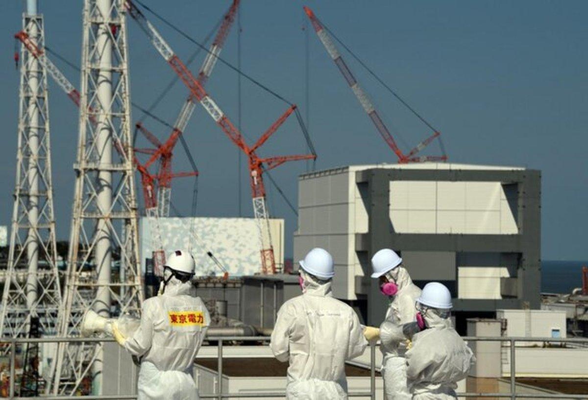 ژاپن  |  مخالفتهای شدید ماهیگیران از  تخلیه زباله رادیواکتیو به دریا