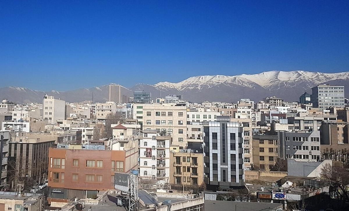 قیمت خانه در برخی مناطق تهران ۱۶ درصد در ماه گذشته کاهش یافته